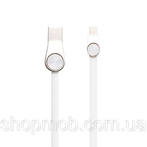USB кабель для зарядки XO NB45 Lightning Цвет Белый, фото 2