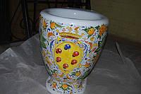 Художественная роспись по керамике