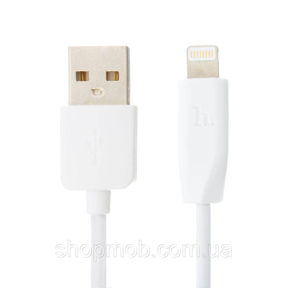 USB Hoco X1 Rapid Lightning 2m Цвет Белый