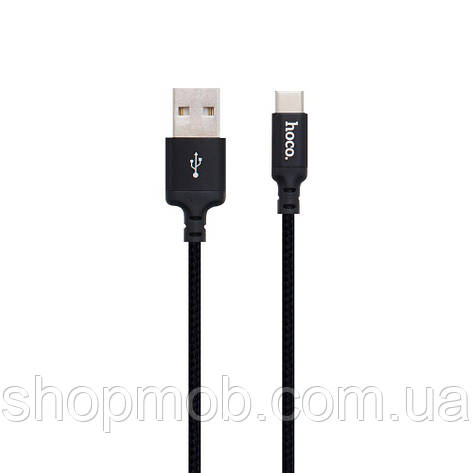 USB Hoco X14 Times Speed Type-C 2m Цвет Чёрный, фото 2