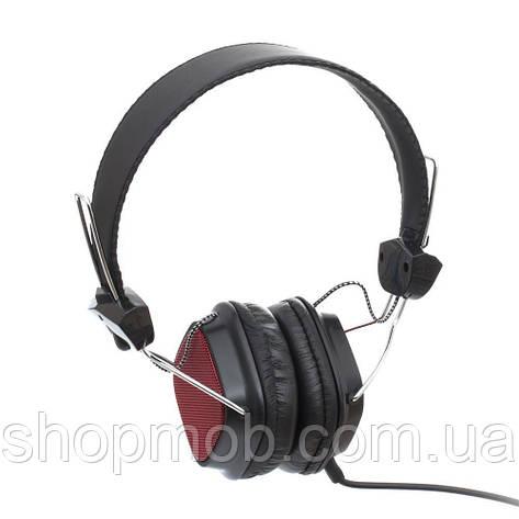 Наушники Sonic Sound E68A/MP3 AA Цвет Красный, фото 2