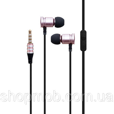 Наушники Sonic Sound 1068/ME68 Цвет Розовый, фото 2