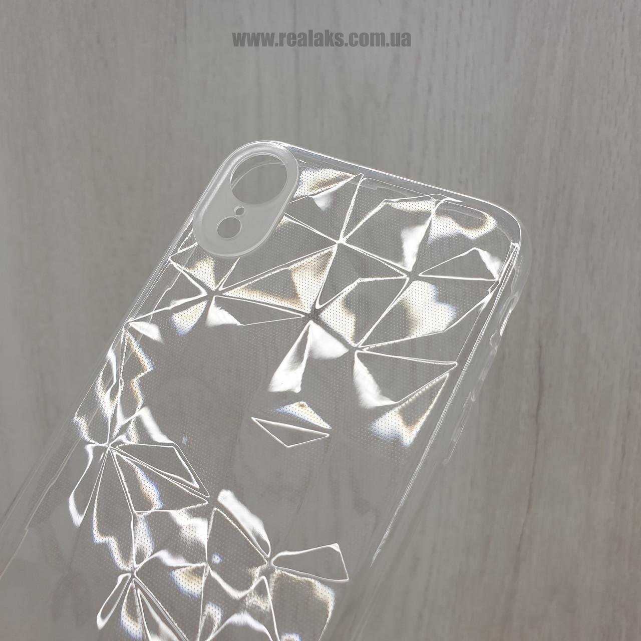Чехол Silicone Prisma для Apple iPhone Xr