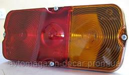 Задний фонарь  универс. прямоугольный 20х9,5см Россия  (ГАЗ,УАЗ) (1шт)