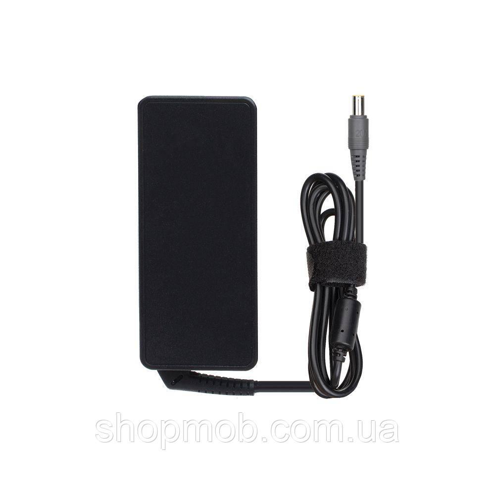 Зарядное Устройство Для Ноутбука Lenovo 20V 4.5A (8.0*5.5 USB Pin) Цвет Чёрный