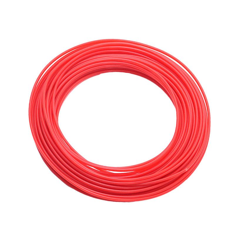 PLA пластик для 3D ручки 10 м Красный (sm-1332)