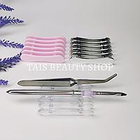 Подставка для кистей дизайна ногтей и наращивания