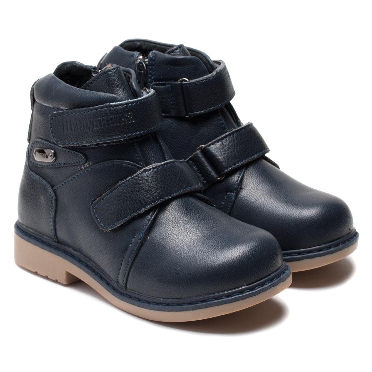 Зимние ботинки Шалунишка-ортопед, для мальчика, размер 26-31