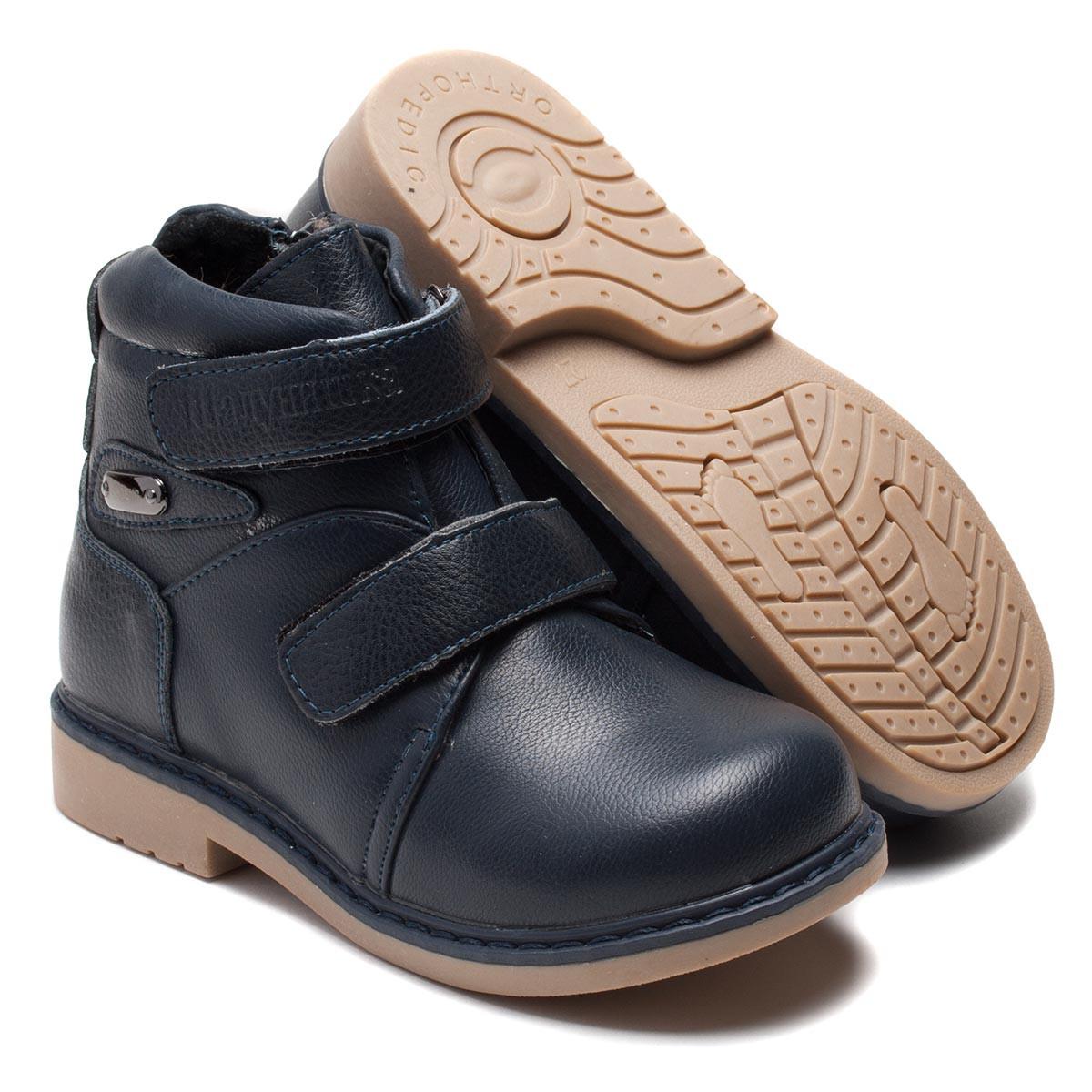 27196d84c12faf Зимние ботинки Шалунишка-ортопед, для мальчика, размер 26-31, фото 2