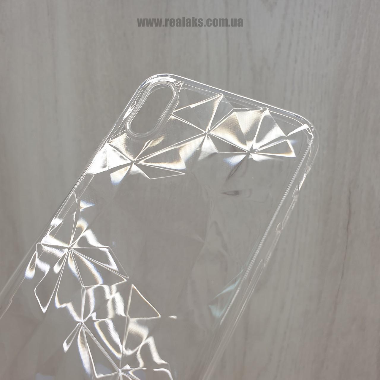 Чехол Silicone Prismaдля Apple iPhone X/Xs