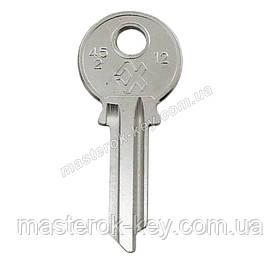 Заготівля ключа 45-2