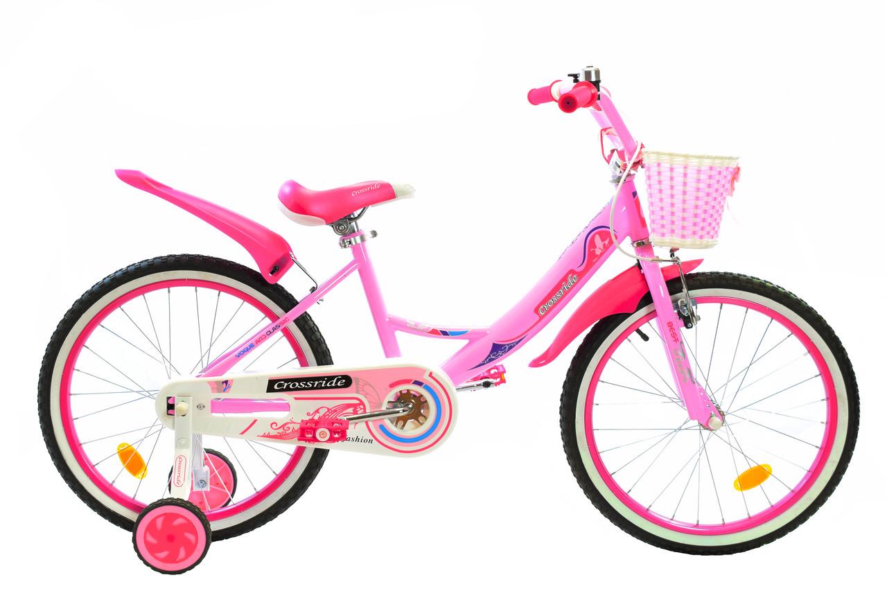 """Детский велосипед 16"""" Crossride Vogue And Classic"""