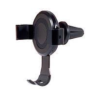 Автодержатель для телефона BELAUTO DU23 (68-90мм) на воздуховод (гравит.захват/моб.) (60/ящ)
