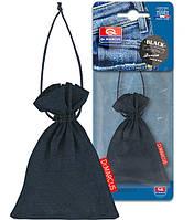 "Освеж.силикон. гранулы  20gr - ""Marcus"" - Fresh Bag Denim - Black (Блэк) (16шт/уп)"