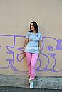 """Жіночий медичний костюм """"Тедді"""" з вишивкою, фото 2"""