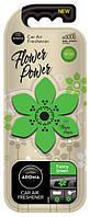 "Освеж.полимер 13gr - ""Aroma"" - Flower - Fancy Green (Лимон) (14шт/уп)"