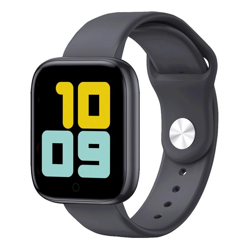 Фитнес браслет Smart Band MI (Серый)