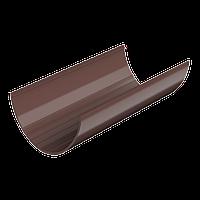 Желоб Технониколь 3м, Коричневый ПВХ