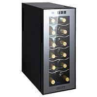 Холодильник для вина, винный холодильник Camry CR 8068 на 12 бутылок, 33 литра