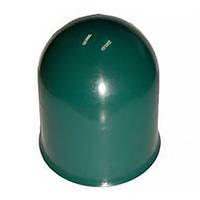 Колпачек фаркопа зелёный (пластик)