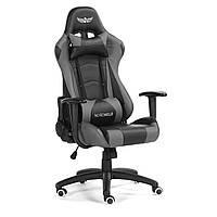 Компьютерное кресло для геймера NORDHOLD YMIR GRAPHITE