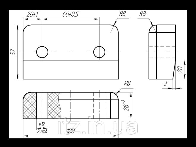 Амортизатор 40816-Н