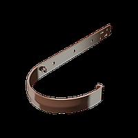 Кронштейн желоба металлический Технониколь 125 Коричневый
