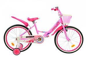 """Детский велосипед 20"""" Crossride Vogue And Classic"""
