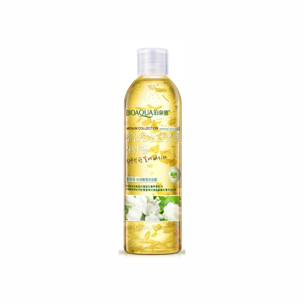Гель для душу з жасмином Bioaqua Abstract Fresh Petals Shower Gel
