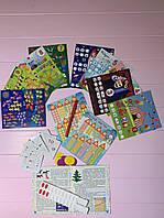 Состав числа - Обучающая игра (Склад числа)