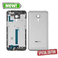 Задня кришка для Meizu MX5 Silver
