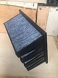 Компактные карманные фильтры F6 287*592*292 , фото 6