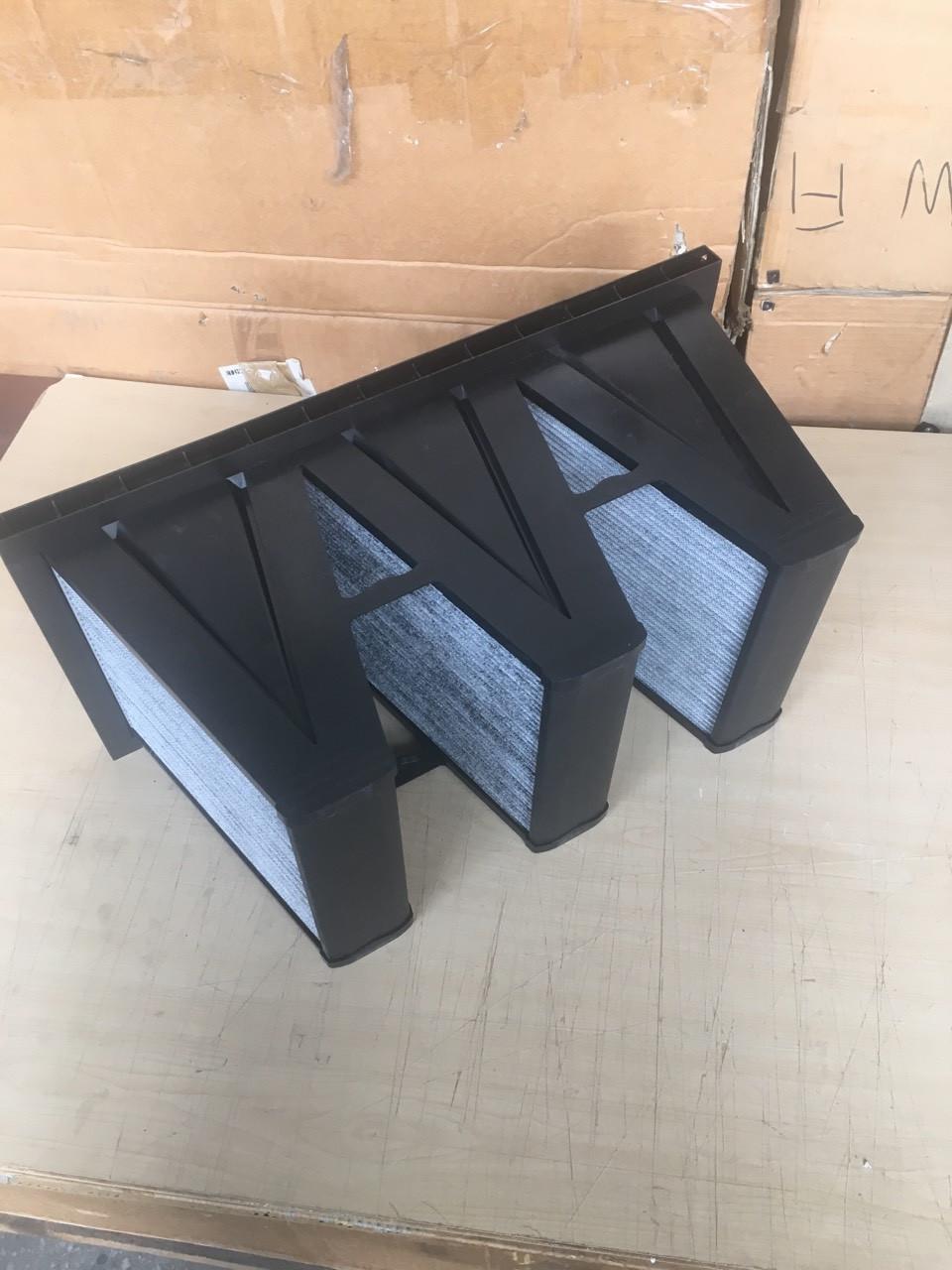 Компактные карманные фильтры F8 592*592*292