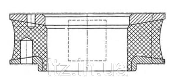 Амортизатор 302.30.25.016 (206.30.10.021)