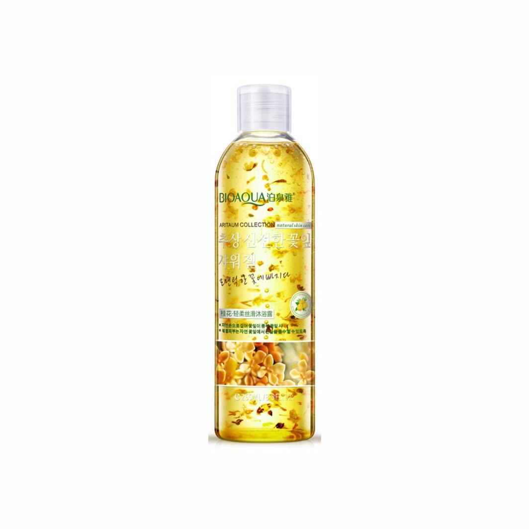 Гель для душу з османтусом Bioaqua Abstract Fresh Petals Shower Gel