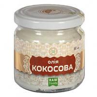 Харчова кокосова олія Ecoliya для внутрішнього і зовнішнього застосування