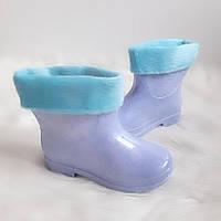 Резинові чобітки дитячі , на устілку 15 см і 16 см