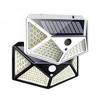 Уличный LED светильник на солнечных батареях, Уличный фонарь