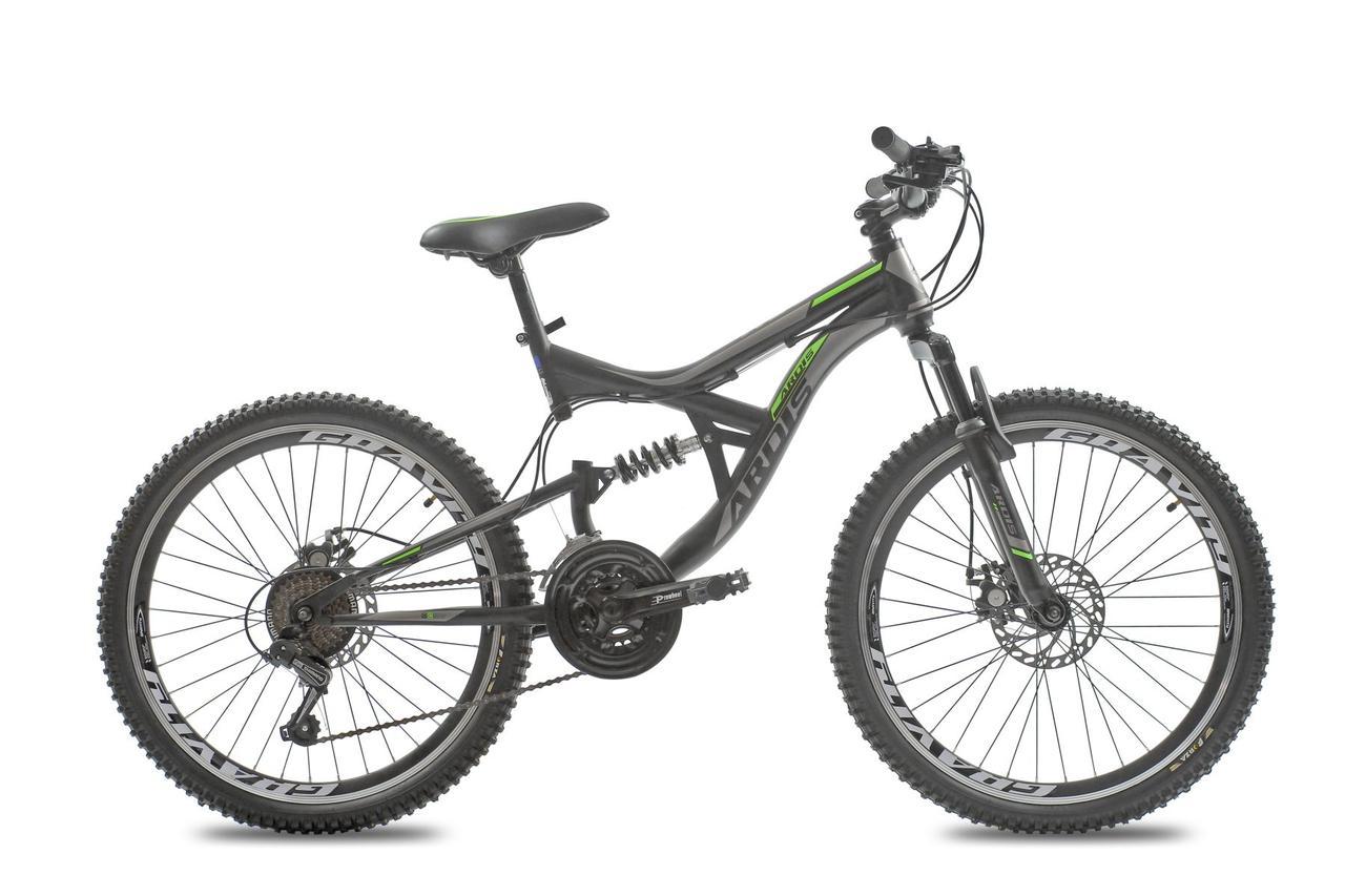 """Двухподвесный горный велосипед 24"""" Ardis Buggy"""