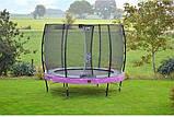 Батут EXIT Elegant Premium 305 cm purple, фото 8