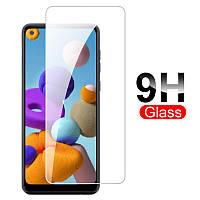 Захисне скло Glass для Samsung Galaxy A21s