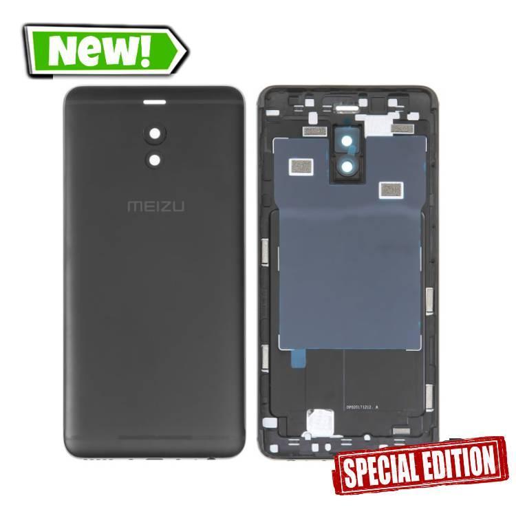 Задня кришка для Meizu M6 Note Black