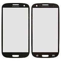 Защитное стекло корпуса для Samsung Galaxy S3 i9300, серый, оригинал