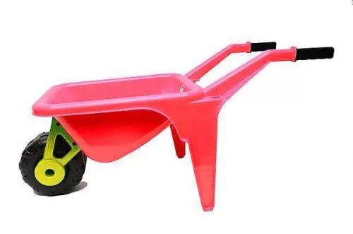 Тачка для песочницы большая 686OR Красный