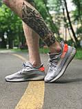 Мужские кроссовки Adidas Yeezy Boost 350 V 2 Адидас Изи Буст В2 (41,42,43,44,45), фото 6