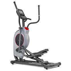 Орбитрек электромагнитный Hop-Sport HS-100C Galaxy серый iConsole+ для дома и спортзала с нагрузкой до 150 кг