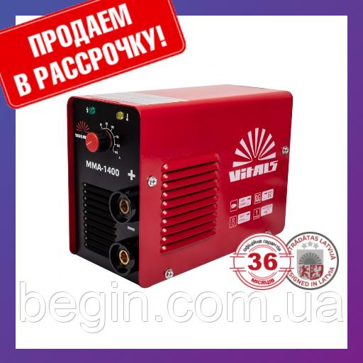 Сварочный аппарат Vitals MMA-1400