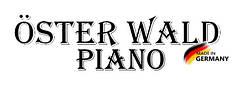 Ламінат Öster Wald Piano лакований 33 клас
