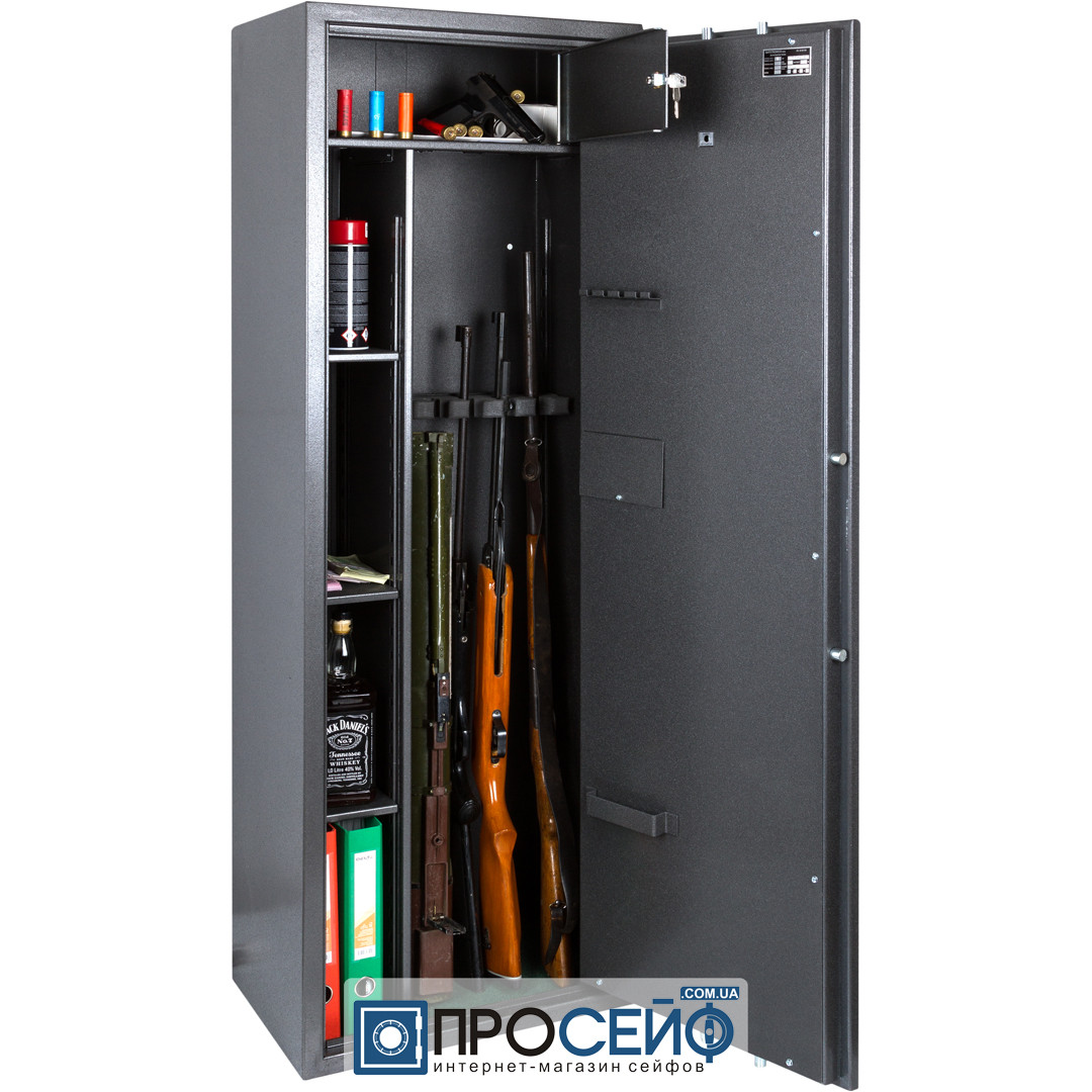 Оружейный сейф Safetronics IVETA 5PME/K4