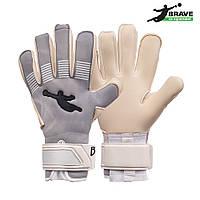 Перчатки вратарские BRAVE GK CATALYST WHITE